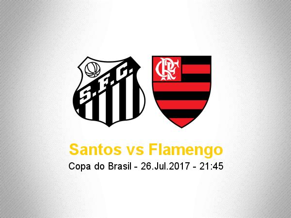 Análise  Santos vs Flamengo (26 julho 2017) • Academia das Apostas Brasil 718b17c1d2c5f