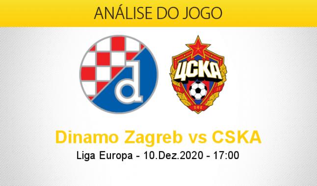 Prognostico Dinamo Zagreb Cska