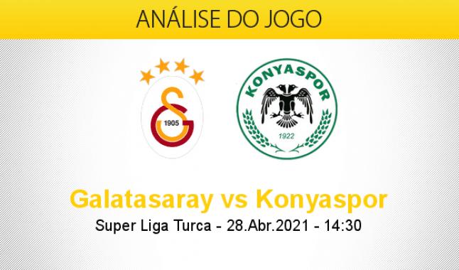 Prognostico Galatasaray Konyaspor